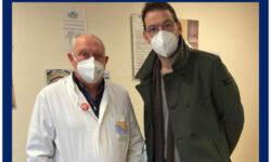 Incontro con il Direttore del Dipartimento di Prevenzione dell'ASP di Ragusa, Dott. Francesco Blangiardi