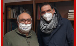 Incontro con il neo eletto presidente dell'Ordine dei Medici di Ragusa, Dott. Carlo Vitale